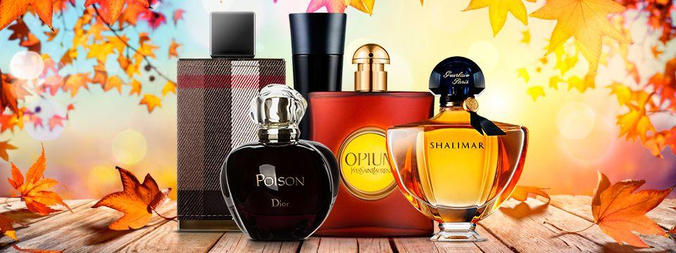 Perfumy na jesień: przegląd wybranych zapachów