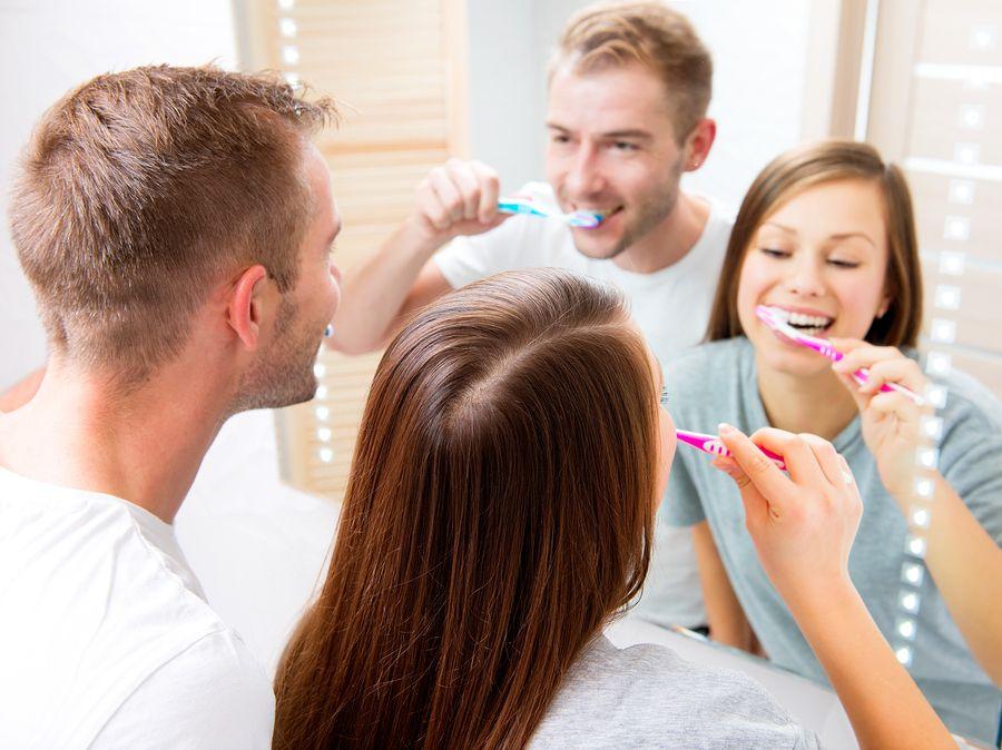 Zdrowe zęby to nasza wizytówka.