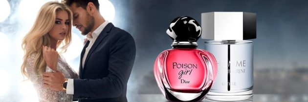 Perfumy miesiąca: Dior Poison Girl, YSL L´Homme Ultime