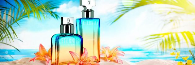 Perfumy miesiąca: Calvin Klein Eternity Summer 2017