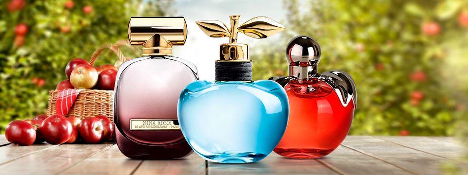 Perfumy Nina Ricci: na osłodę jesiennych dni!