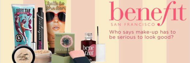 Kosmetyki Benefit: makijaż w stylu retro