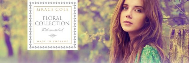 Kosmetyki Grace Cole: aromatyczna pielęgnacja