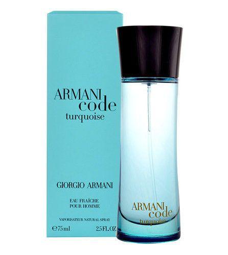 Giorgio Armani Code Turquoise perfumy