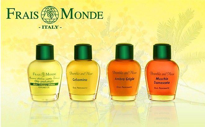 Olejki perfumowane Frais Monde