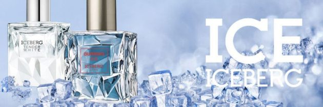 Iceberg – interesujące kontrasty