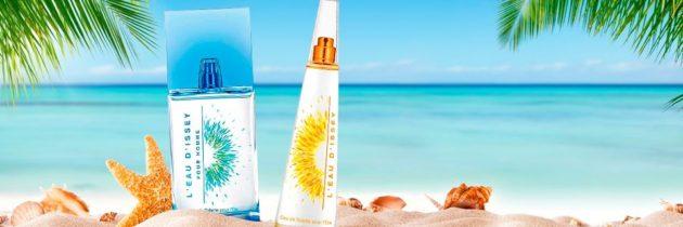 Perfumy miesiąca: Issey Miyake L´Eau D´Issey Summer 2016
