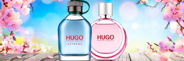 Perfumy miesiąca: Hugo Boss Extreme
