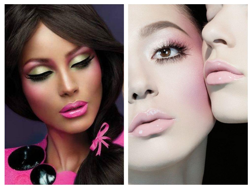Kreatywny makijaż z MAC.
