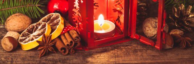 Perfumy i kosmetyki, pachnące Świętami