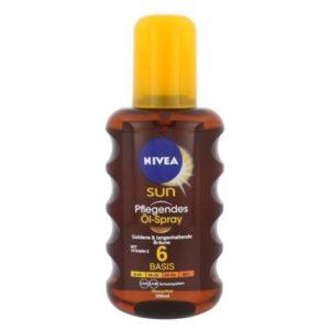 Nivea Sun Tanning Oil Spray