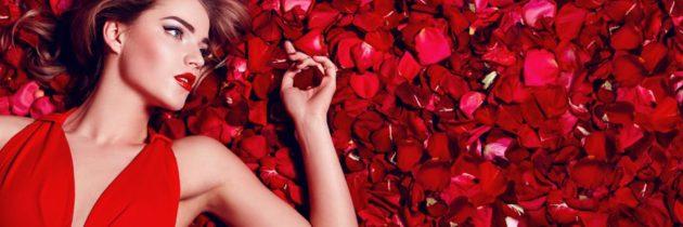 Znamy 5 najbardziej romantycznych perfum