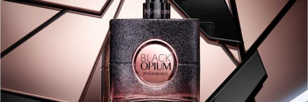 Nowość! Yves Saint Laurent Black Opium Floral Shock