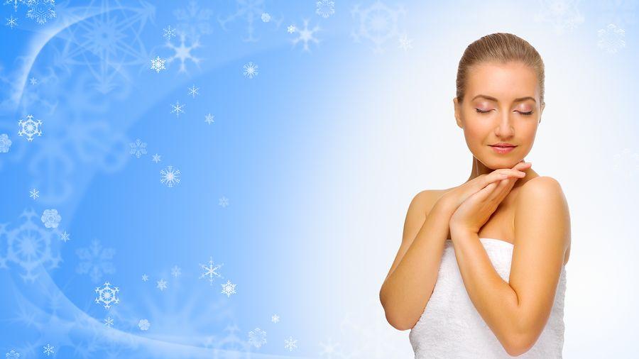 Pielęgnacja zimą: ciało