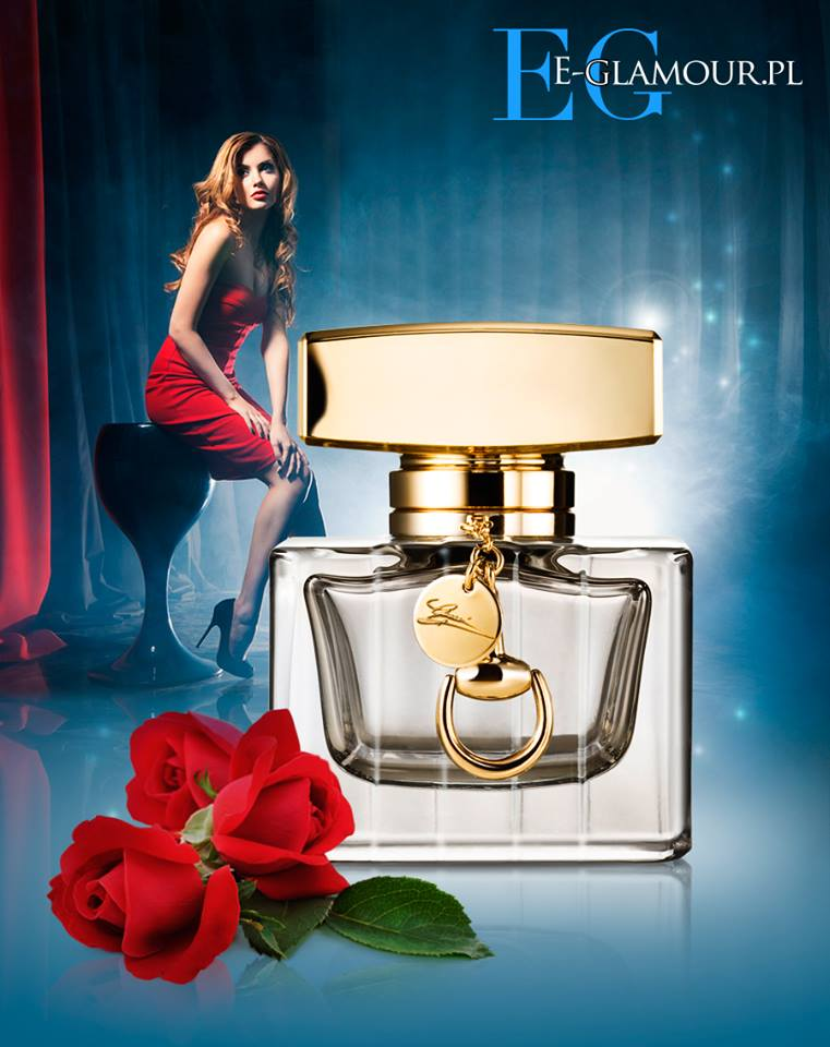 Zmysłowe perfumy dla kobiet.