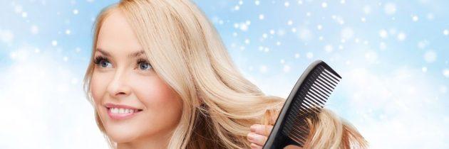 Pielęgnacja zimą: włosy