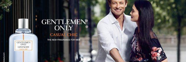 Swobodna elegancja. Givenchy Gentlemen Only Casual Chic