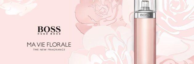Kwiatowa świeżość. Hugo Boss Boss Ma Vie Pour Femme Florale