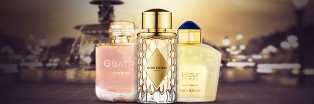 Płynne klejnoty z serca Francji. Perfumy Boucheron