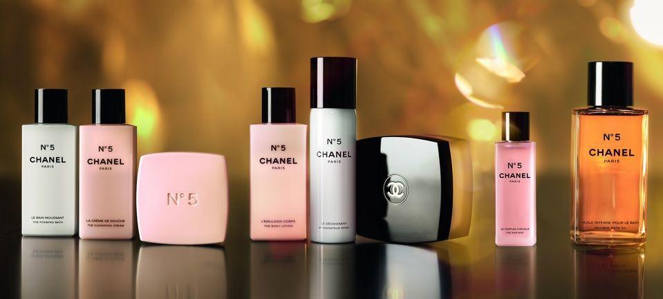 Kosmetyki Chanel z linii uzupełniającej