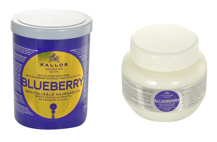Kallos Blueberry Hair Mask