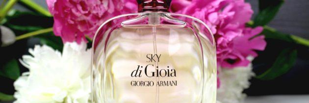 Niebiański bukiet: Giorgio Armani Sky di Gioia