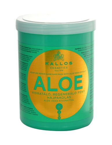 Kallos Aloe Vera Moisture Repair Shine Hair Mask