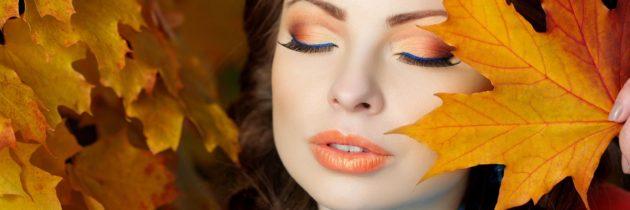 Modny makijaż na jesień: trendy, galeria