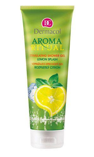 Dermacol Aroma Ritual Stimulating Shower Gel Lemon Splash