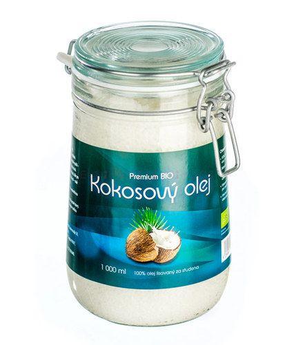Sonnenmacht Premium Bio Coconut Oil