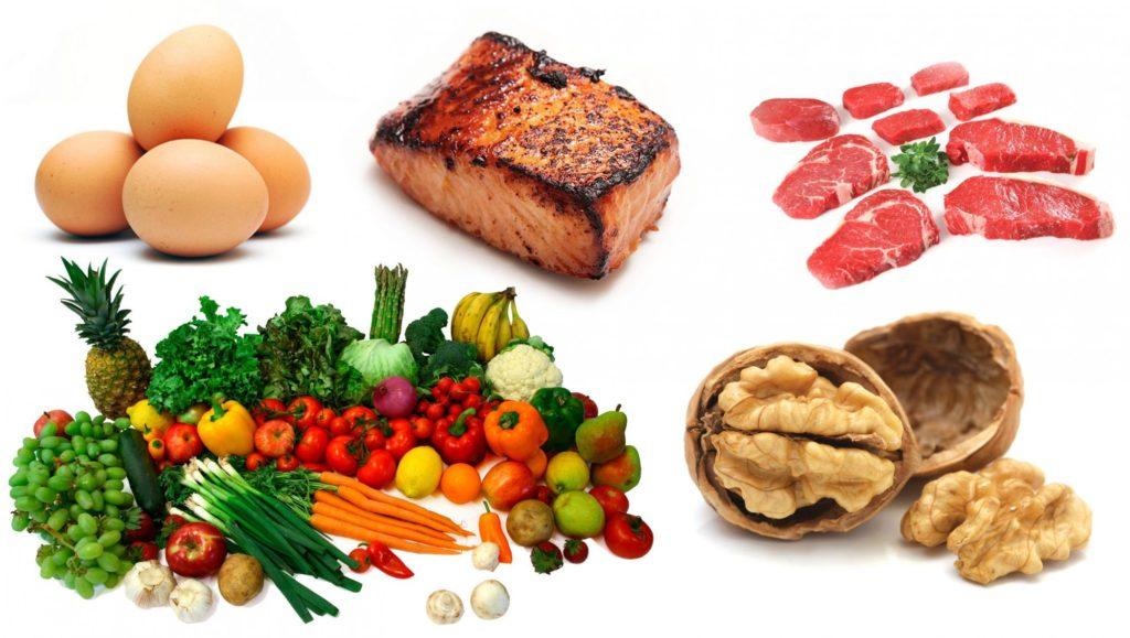 Domowe sposoby na zdrowe paznokcie - dieta