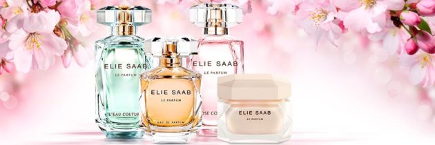 Perfumy Elie Saab: subtelne zapachy ze świata marzeń