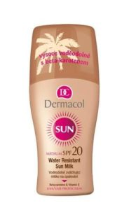 Dermacol Sun Milk Spray
