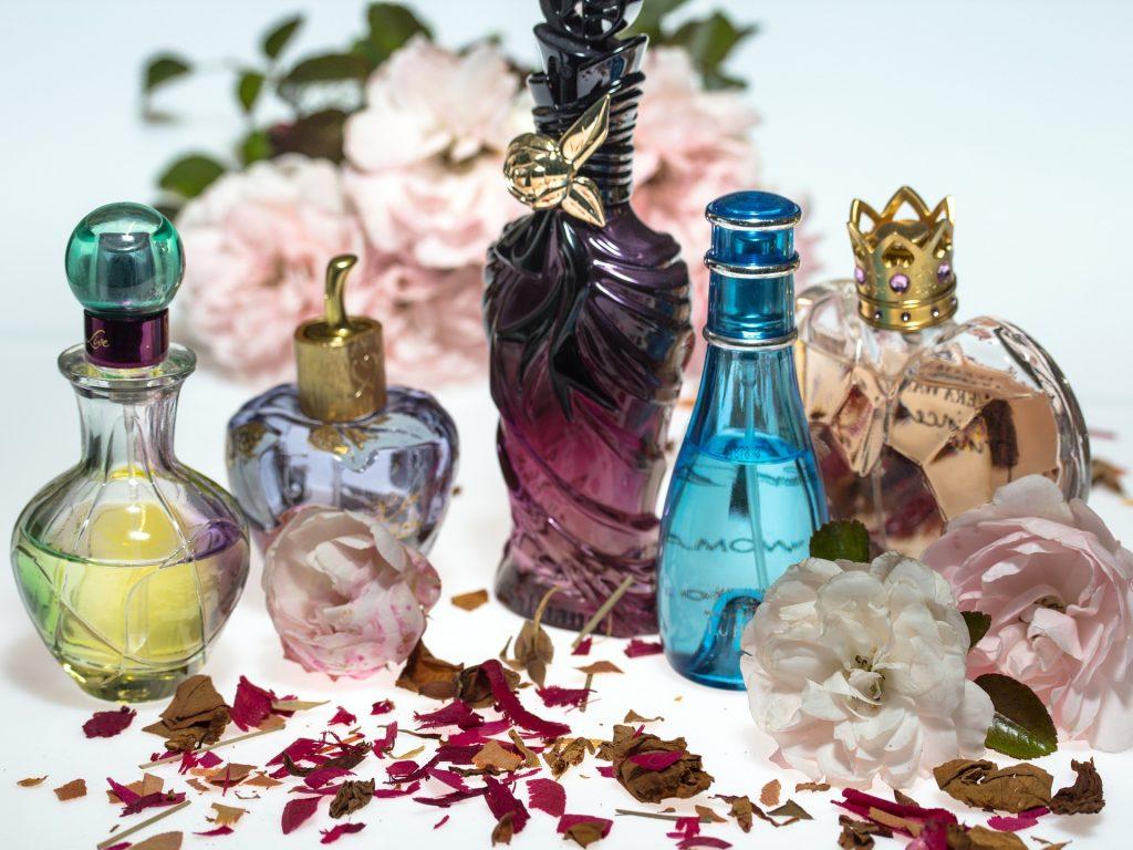 Layering perfum - czyli malowanie perfumami!