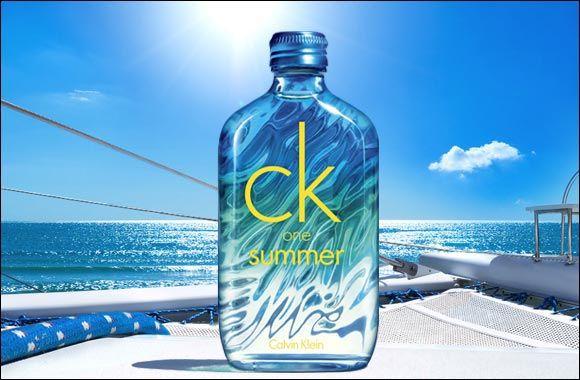 CK One Summer 2015 perfumy