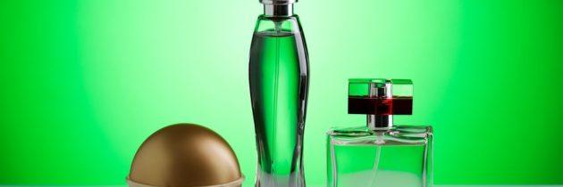 Top10: zielone perfumy na wiosnę!