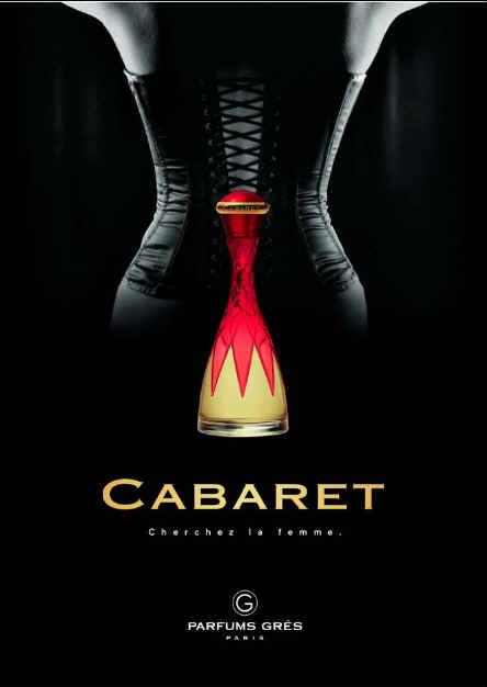 Cabaret Grès perfumy