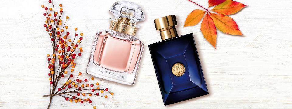 Perfumy miesiąca: Guerlain Mon Guerlain, Versace Dylan Blue