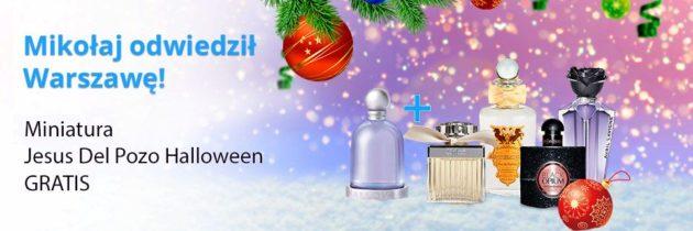 Promocja Świąteczna – rozdajemy prezenty w Warszawie