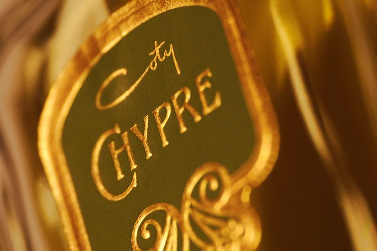 Coty Chypre perfumy