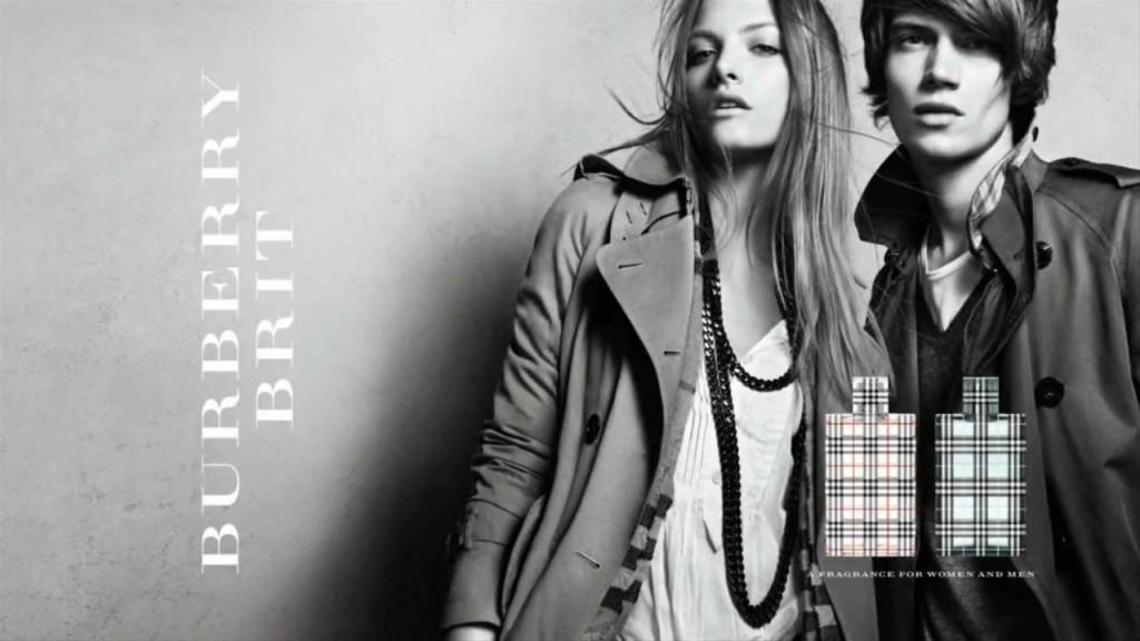 Burberry Brit: perfumy w angielskim stylu