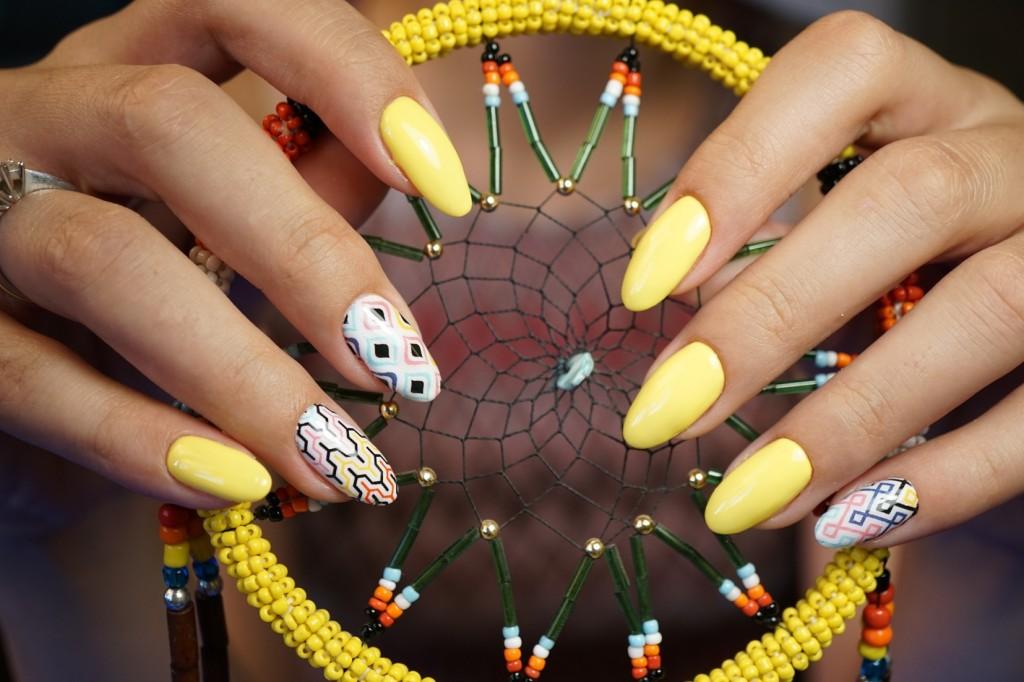 Wiosenny manicure. Najnowsze trendy