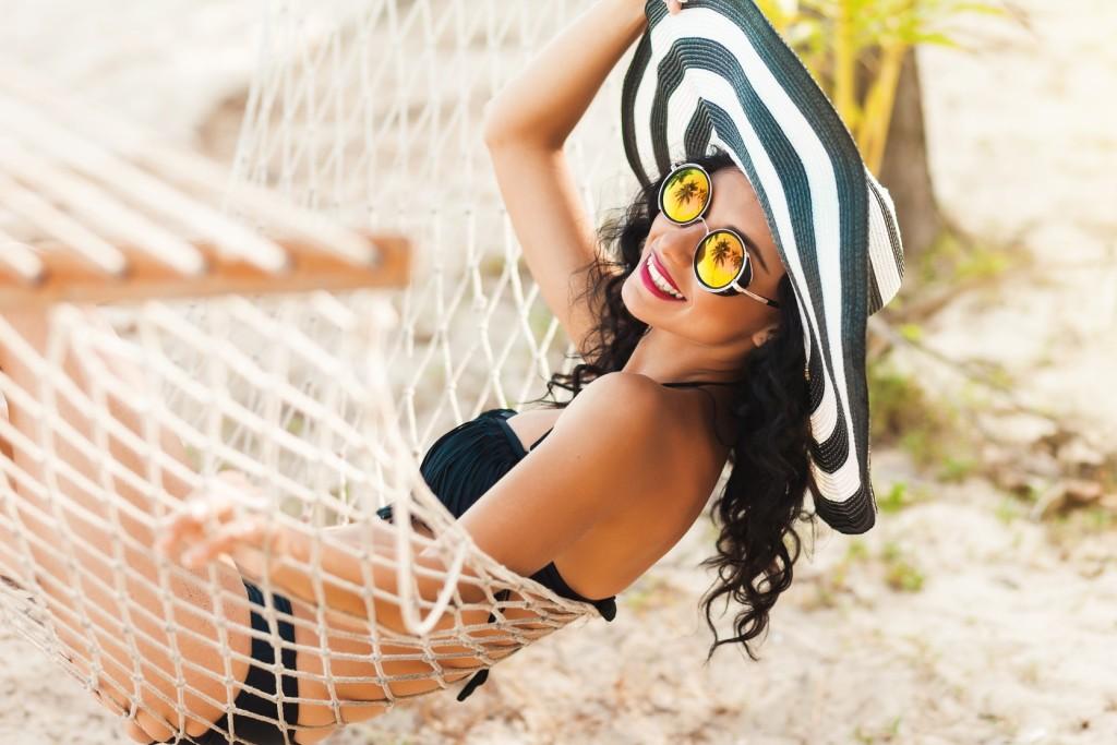 Makijaż na plaży – tak czy nie?