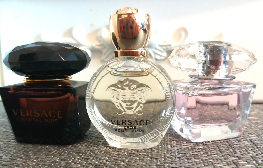 Perfumy Versace Odrobina luksusu zawsze w zasięgu ręki