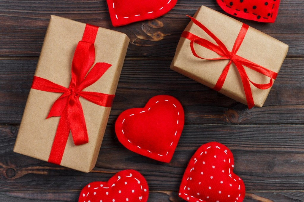 Walentynki – prezent dla niego