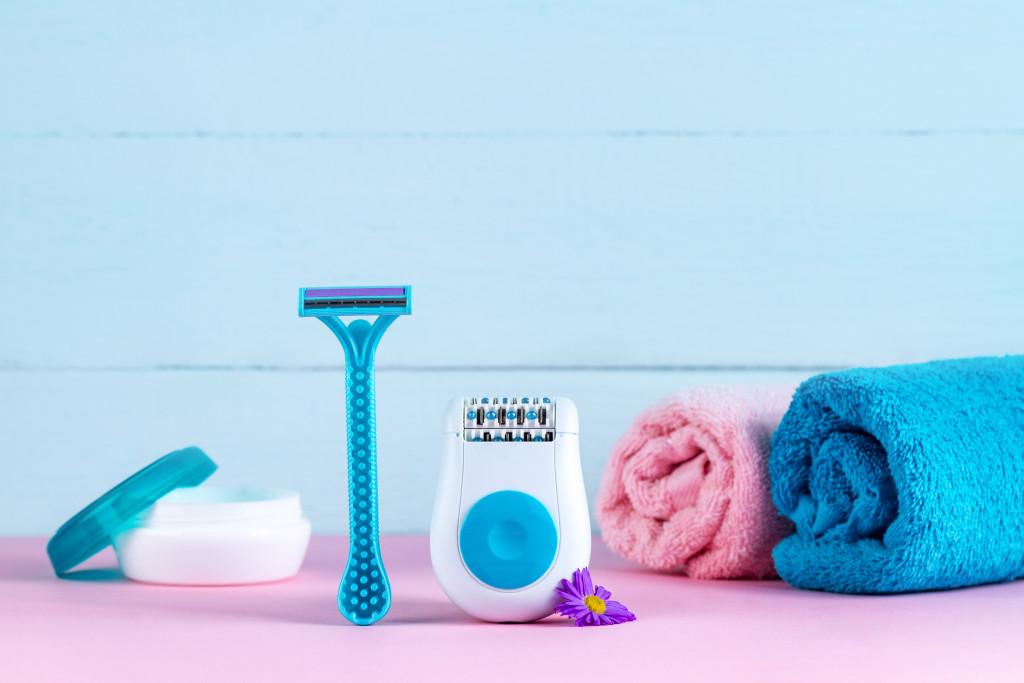 Skóra sucha – golenie bez podrażnień