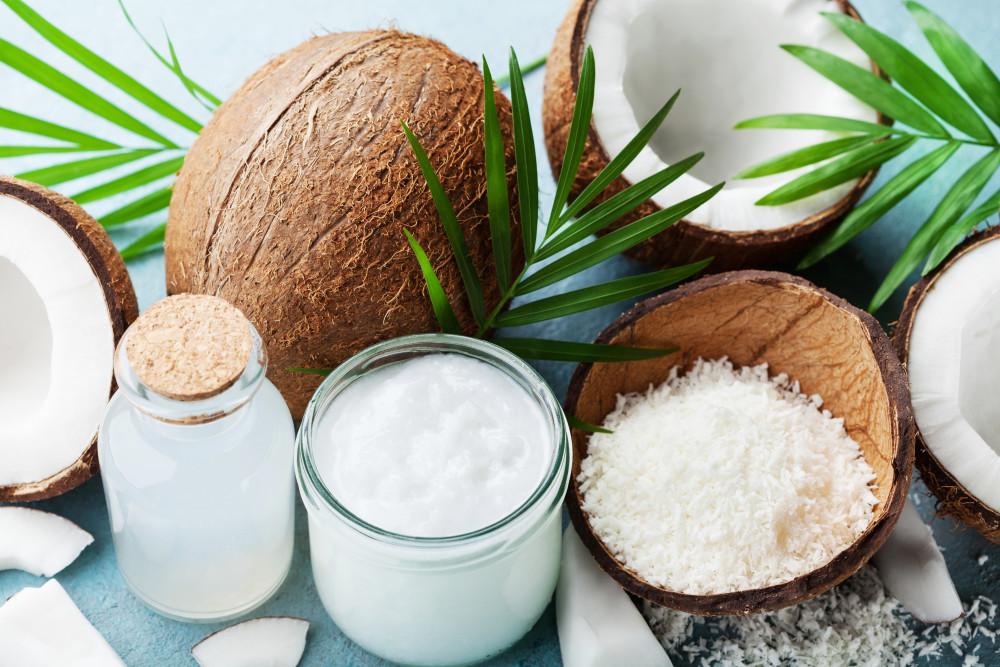 Woda kokosowa - właściwości i zastosowanie