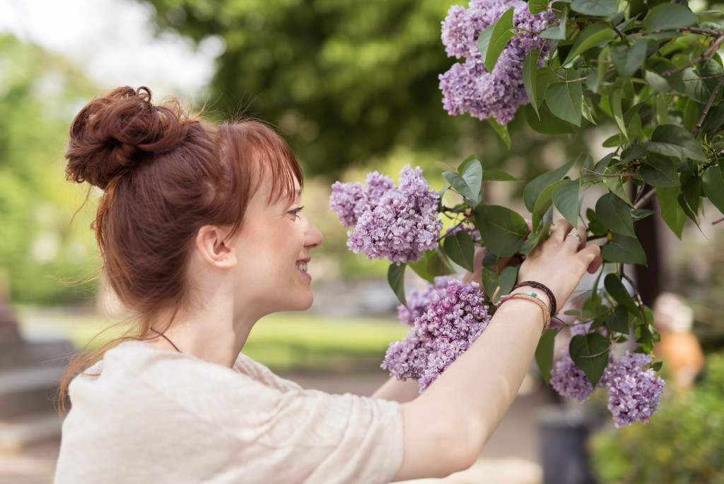 Wybieramy perfumy idealne na wiosnę