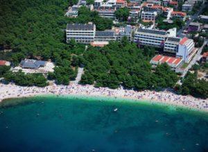 Hotel Biokovka - ubytování Makarská