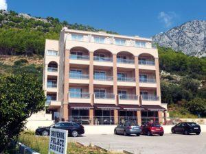 Hotel palace ubytování Drvenik